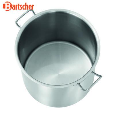Hrnec na vaření s víkem Bartscher, 30 l - 320 x 320 x 326 mm - 4,5 kg - 2