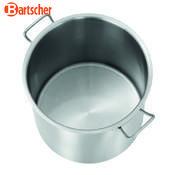 Hrnec na vaření s víkem Bartscher, 30 l - 320 x 320 x 326 mm - 4,5 kg - 2/4