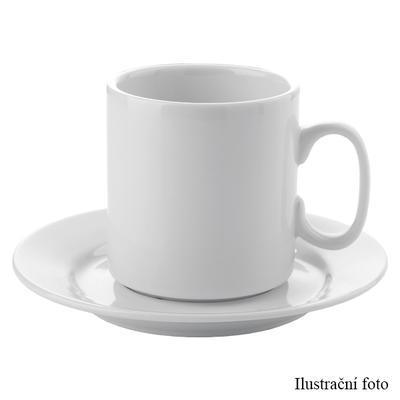 Hrnek stohovatelný porcelánový Hit, 0,29 ml - 2
