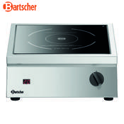 Indukční vařič ITH 30-265 Bartscher, 400 x 455 x 160 mm - 3 kW / 230 V - 8,8 kg - 2/3
