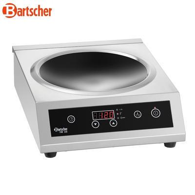 Indukční vařič WOK IW 35 Bartscher - 2