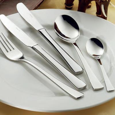 Jídelní příbor Karina, vidlička dezertní - 18 cm - 2