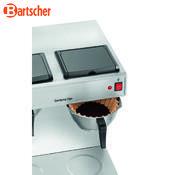 Kávovar Contessa Duo Bartscher, 2 x 2 litry - 430 x 400 x 520 mm - 3,2 kW / 230 V - 2/3