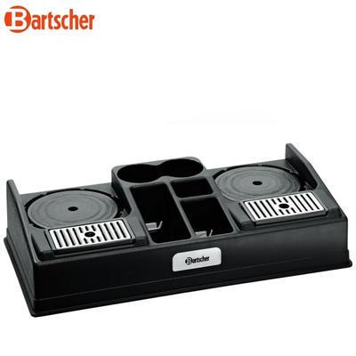Kávová stanice na 2 konvice Bartscher, na 2 konvice - 1,8 kg - 2