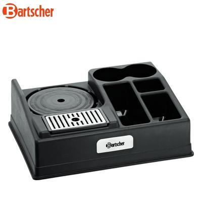 Kávová stanice na 1 konvici Bartscher, na 1 konvici - 440 x 340 x 145 mm - 1,15 kg - 2