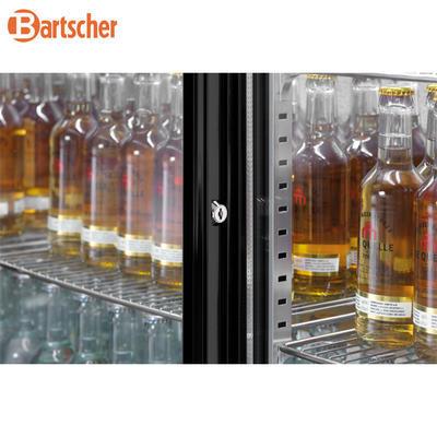 Barová lednice 270 litrů Bartscher, 1340 x 530 x 850 mm - 0,22 kW / 230 V - 72 kg - 2