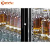 Barová lednice 270 litrů Bartscher, 1340 x 530 x 850 mm - 0,22 kW / 230 V - 72 kg - 2/2