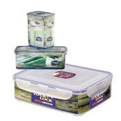 Dózy na potraviny Lock&Lock různé objemy, 15,1 x 10,8 x 18,5 cm - 1,8 l - 2/3