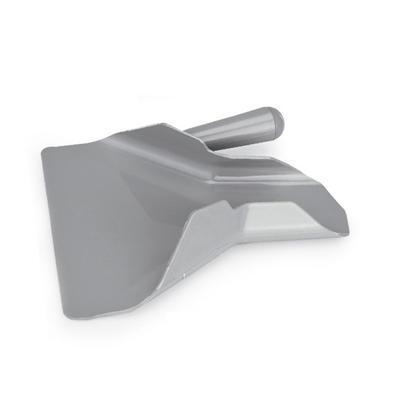 Lopatka na hranolky polykarbonát, 1 úchyt vpravo - 11,5 cm - 23 x 20,5 cm - 2