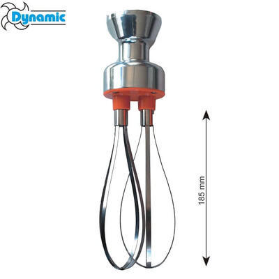 Nástavec šlehací metla Dynamix Mini 185, 185 mm - 1 - 4 l - 2
