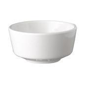 Miska kulatá Float melamin, Miska bílý melamin - 9,0 x 4,5 cm - 0,15 l - 2/3
