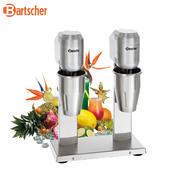 Mixér barový dvojitý 2 x 700 ml Bartscher, 2 x 0,7 l - 0,8 kW / 230 V - 7,5 kg - 2/3