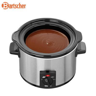 Ohřívač čokolády 1,25 l Bartscher, 230 x 220 x 200 mm - 1,25 l - 0,12 kW / 230 V - 2