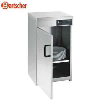 Ohřívač talířů podstolový Bartscher, 75 x 45 x 85,5 cm - 110 - 120 talířů - 49 kg - 2
