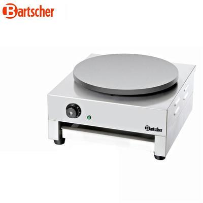 Palačinkovač elektrický Bartscher, 400 mm - 3000W - 21,5 kg - 2