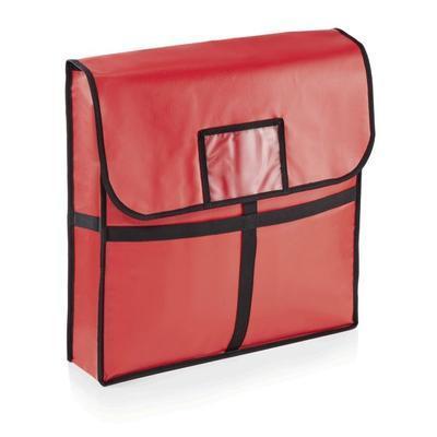 Termo pizza taška, 2 pizzy / do 55 cm - 58 x 58 x 11 cm - 2