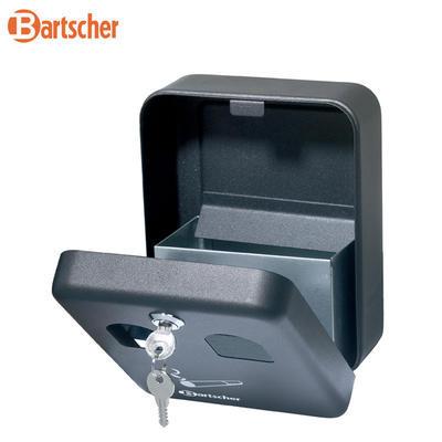 Popelník nástěnný uzamykatelný Bartscher, nástěnný - 160 x 90 x 200 mm - 1,1 kg - 2