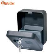 Popelník nástěnný uzamykatelný Bartscher, nástěnný - 160 x 90 x 200 mm - 1,1 kg - 2/2