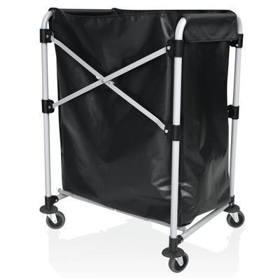 Vozík hotelový na prádlo 4434, 66 x 49,5 x 86 cm - 9 kg - 2