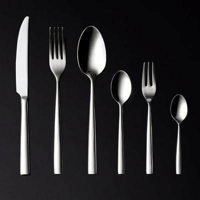 Jídelní příbor Omori, vidlička jídelní - 20,5 cm / tl. 5 mm - 80 g - 2