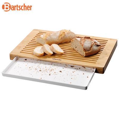 Prkno na chleba 600 Bartscher, 600 x 400 x 43 mm - 3,15 kg - 2