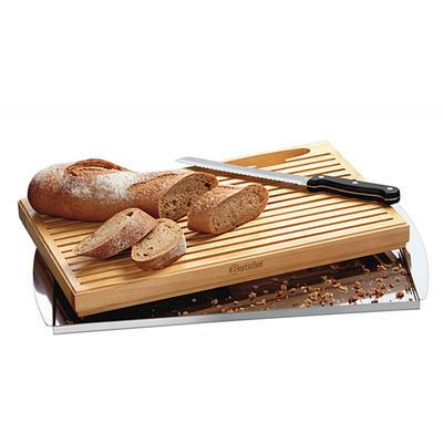 Prkno na chleba s nožem Bartscher - 2