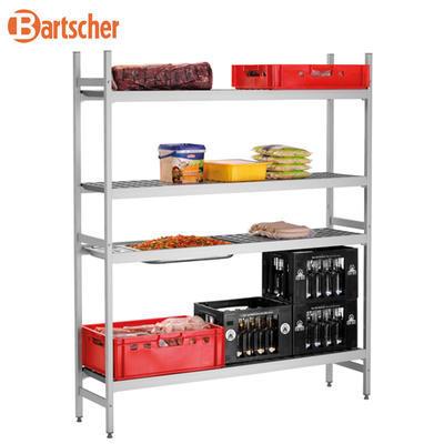 Regál a regálový systém Kit 3 Bartscher, 1500 x 360 x 1800 mm - 17,6 kg - 2