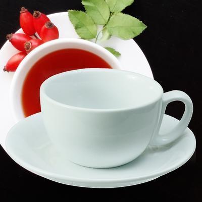 Šálek a podšálek na čaj Italia, podšálek - 17 cm - 2