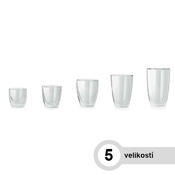 Sklenice na horké nápoje LOUNGE, latte macchiato - 310 ml - 8,3 / 4,8 / 12 cm - 2/2