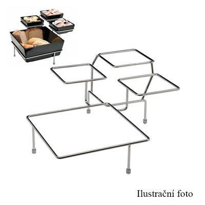 Bufetový stojan Square Big, 39 x 39 x 17 cm - 2