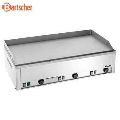 Grilovací deska elektrická se 3 hořáky Bartscher, 990 x 580 x 310 mm - 9 kW / 400 V - 68,6 kg - 2