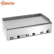 Grilovací deska elektrická se 3 hořáky Bartscher, 990 x 580 x 310 mm - 9 kW / 400 V - 68,6 kg - 2/3
