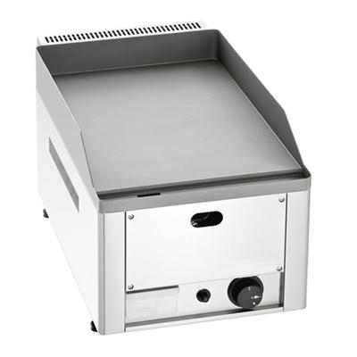 Grilovací deska plynová, 352 x 580 x 310 mm - 4 kW / plyn - 24 kg - 2
