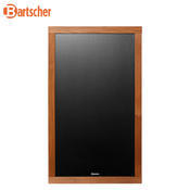 Nástěnná nabídková tabule Bartscher, 470 x 20 x 795 mm - 1,6 kg - 2/2