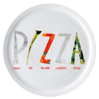 Talíř na pizzu s motivem, 30 cm - kuchař - 2