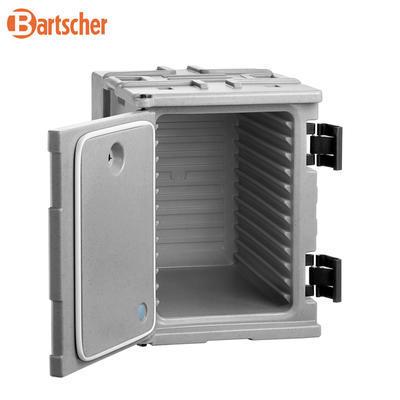 Termobox 12 x GN 1/1 Bartscher, 450 x 645 x 620 mm - 87 l - 15,3 kg - 2