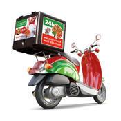 Termobox Pizza Frontloader 100 l - 2/7