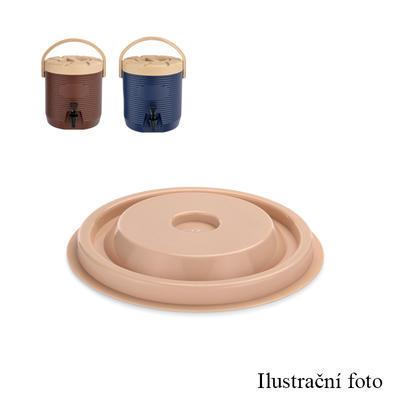 Zásobník na nápoje a pokrmy plastový - náhradní díly, náhradní kohout - 2
