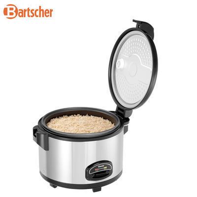 Vařič rýže pro 20-30 osob Bartscher, 440 x 390 x 345 mm - 2 kW / 230 V - 6,8 kg - 2