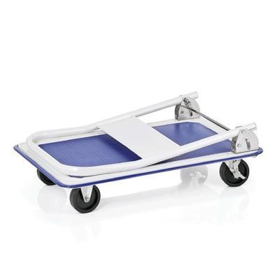 Vozík plošinový 74 x 48 x 84 cm, 74 x 48 x 84 cm - 8,5 kg - 2