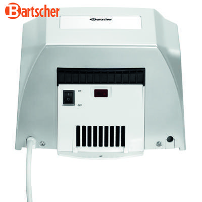 Vysoušeč rukou 1,35 kW Bartscher, 250 x 170 x 240 mm - 1,35 kW / 220-240 V - 3,6 kg - 2
