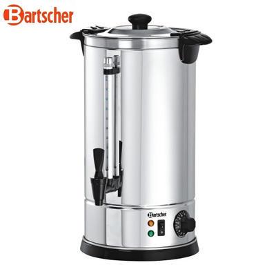 Zásobník horké vody 8,5 l dvouplášťový Bartscher, 8,5 l - 1,6 kW / 230 V - 2,65 kg - 2