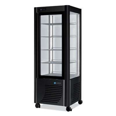 Chladicí vitrína Scaiola 400F, 400 l - 700 x 700 x 1840 mm - 230 V - 3