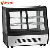 Chladicí vitrína 120 l samoobslužná DELI COOL II D Bartscher, 710 x 568 x 686 mm - 120 l - 0,16 kW / 230 V - 3/5