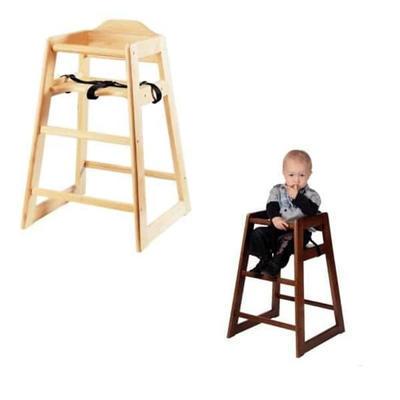Dětská židle, tmavá - 74 cm - 3