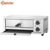 Pec na pizzu ST350 Bartscher, 500 x 420 x 215 mm - 1,75 kW - 14,55 kg - 3/3