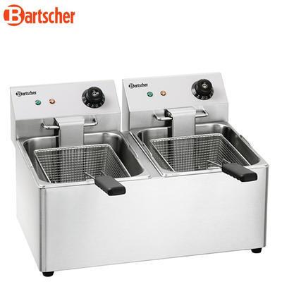 Fritéza stolní objem 2 x 4 l Bartscher SNACK II - 3