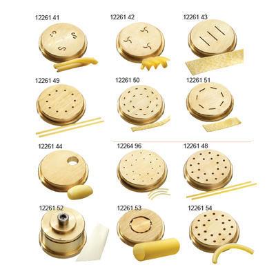 Matrice na těstoviny pro výrobník Bartscher, Fettuccine 8 mm - 0,146 kg - 3