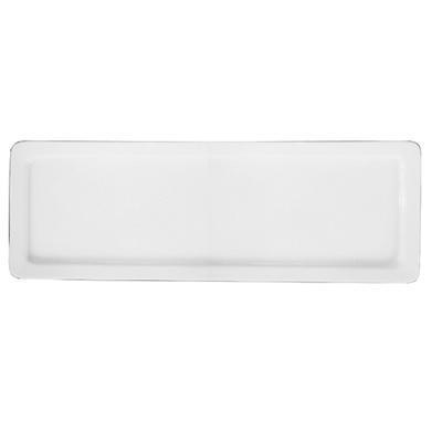 Gastronádoba porcelánová hloubka 20 mm, GN 2/3 - 35,4 x 32,5 cm - 3