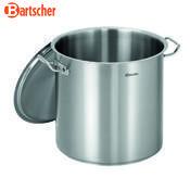 Hrnec na vaření s víkem Bartscher, 30 l - 320 x 320 x 326 mm - 4,5 kg - 3/4